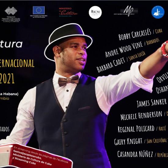 Roberto Fonseca IJF 2021 Final Poster